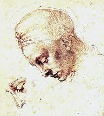 Michelangelo's sketches