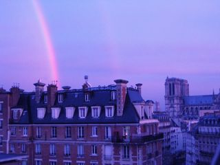 Bailey Alexander's fotos; view from Chez Bay in Paris