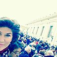 Bailey Alexander in Rome